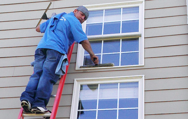 Windows, Gutters and Power Washing